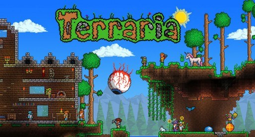 Terraria: Minecraft fans will be delighted