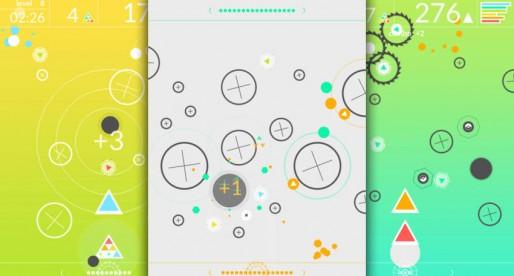 double drop: Minimalist Arcade Action