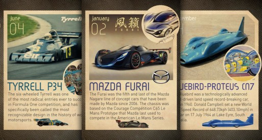 365 amazing cars: A app for all you car lovers