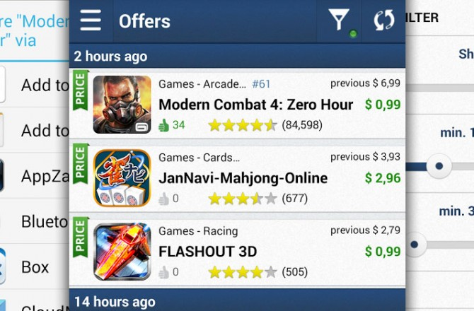 AppZapp for Android even better & AppZapp Notify new for iPhone
