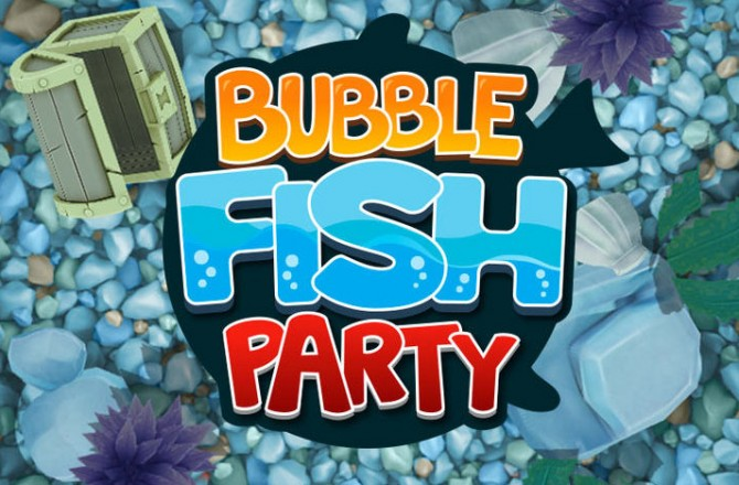 Bubble Fish Party: A deadly fish fight – great for any party
