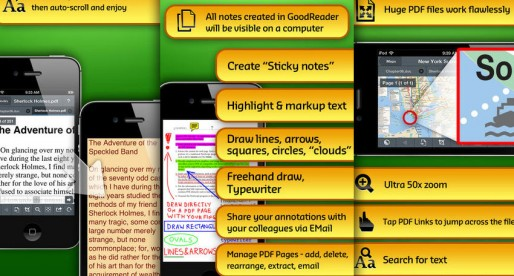 GoodReader 4: An even better way to read and manage PDF documents