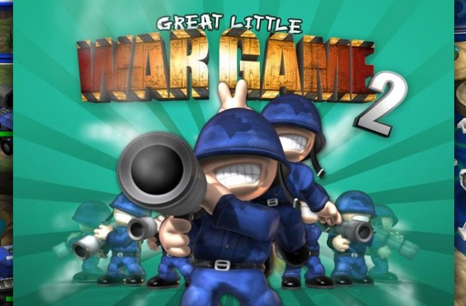 Great Little War Game 2: Tactic, fun and lots of missions