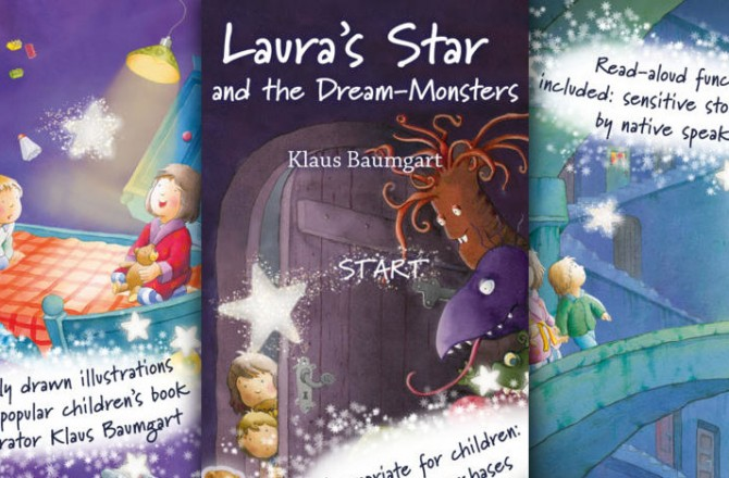 Laura's Star and the Dream-Monsters