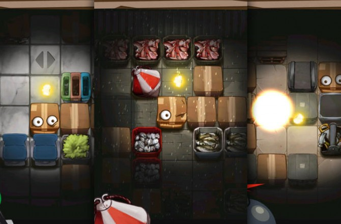 Paper & Light – The Labyrinth Adventure: An imaginative and challenging Puzzle