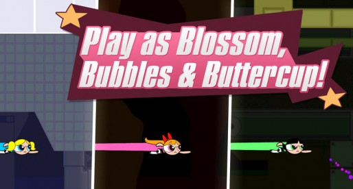 Powerpuff Girls: Defenders of Townsville – Platformer about three super girls that are searching for their super powers