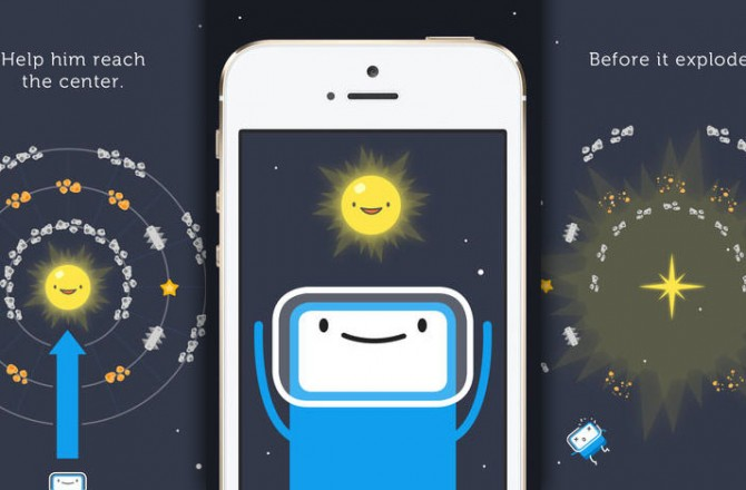 Ring Rush: Fight your way through the orbit and let the sun shine