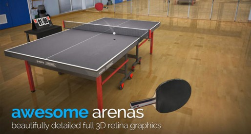 Table Tennis Touch: How about a game of Table Tennis?