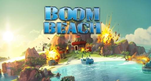 Boom Beach: Living on the beach can be dangerous