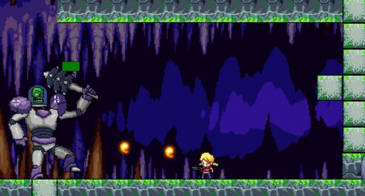 Callys Caves 2: Challenging Retro Jump'n'Run with sword and firearms