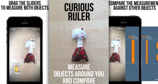 Curios Ruler: Let's find out how big things really are!