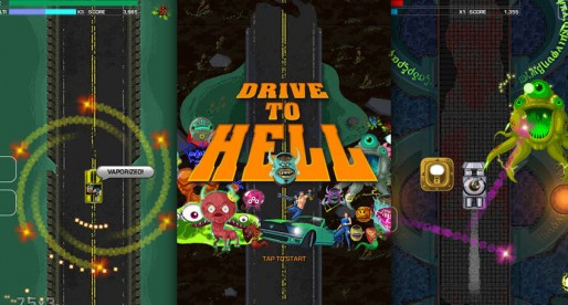 Drive to Hell: Fast-paced Shooting Adventure with hordes of monsters