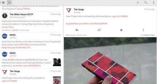 Fenix for Twitter: The better Twitter app