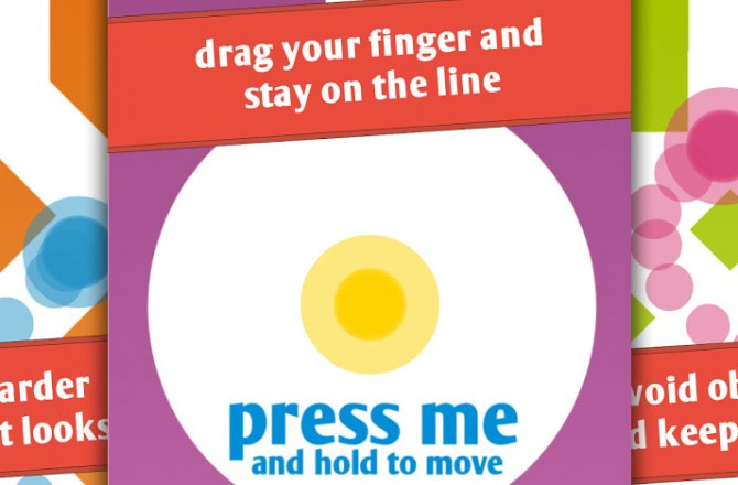 Follow the Line: Do you have a steady finger?