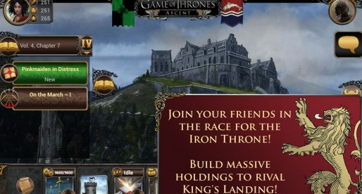 Game of Thrones Ascent: The Strategy Game to go with the TV hit