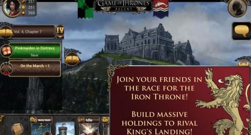 Game of Thrones Ascent: Das Strategiegame zum TV-Erfolg