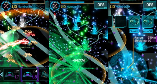 Ingress: Virtual Strategy Game set in the real world