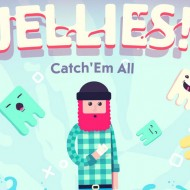 JELLIES!: Collect as many Jellies as possible