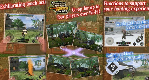 Monster Hunter Freedom Unite: Exciting console hit is now ready for the iPhone and iPad