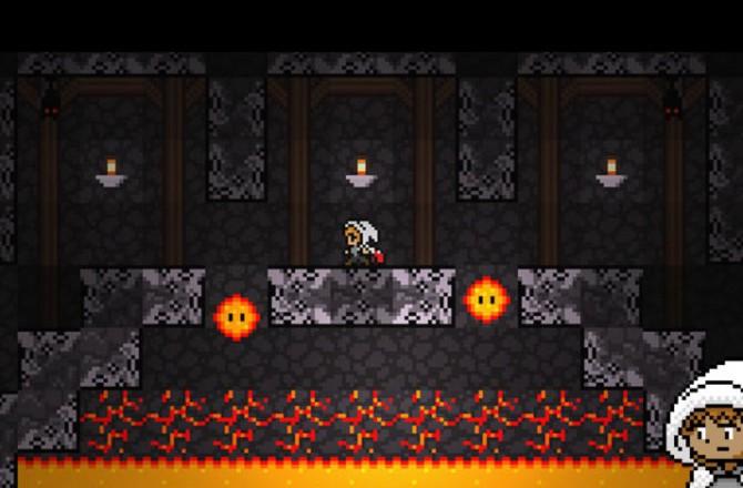 Magick: Entertaining Fantasy Platformer with minimalist control
