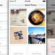 PicLayouter Pro: Arrange multiple photos on one page – then print or send them out