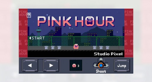 Pink Hour: Retro Action Platformer without unnecessary frills