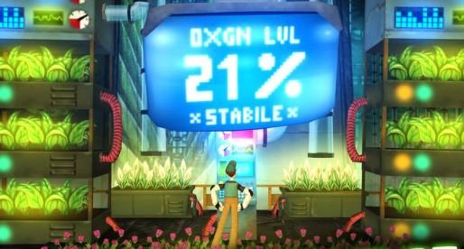 Plantman: Sci-Fi Adventure Puzzle in a futuristic greenhouse