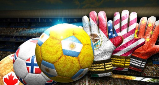 Soccer Showdown 2015: Penalty shootout against players from all over the world – either as goalkeeper or kicker
