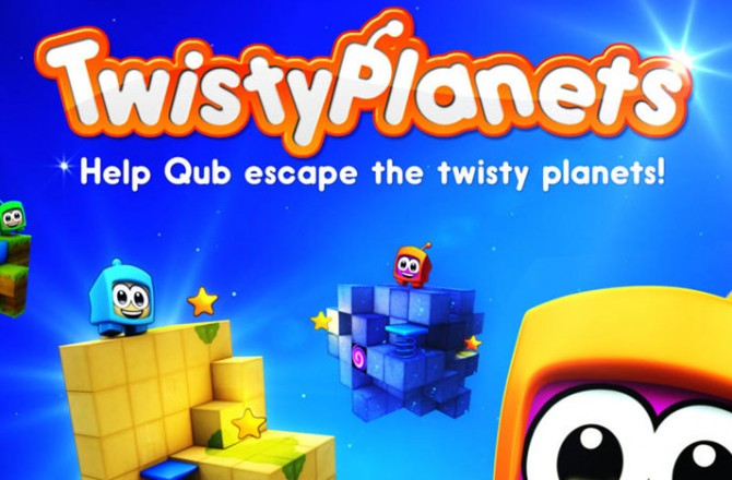 Twisty Planets: A 3D Puzzle Platformer that is well-conceived, entertaining and tricky