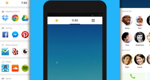 Aviate Launcher: A better way to manage tasks