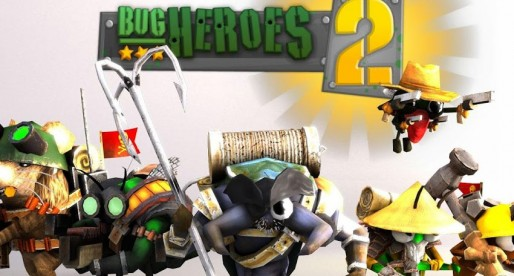 Bug Heroes 2: When bugs move into battle it gets brutal