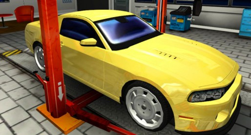 Car Mechanic Simulator 2014: Repair cars and replace parts in your shop
