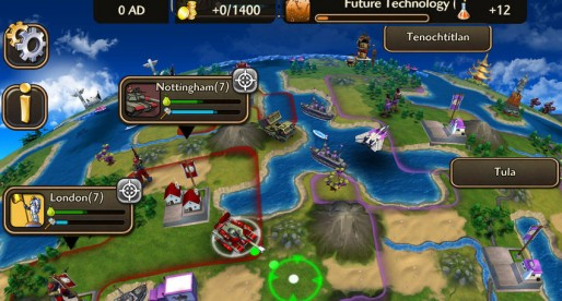 Civilization Revolution 2: 3D Strategy Game with historical figures and events