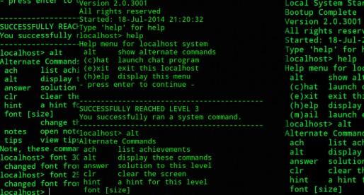 Hack Run Zero: Computer hacking made easy – via a legal app game