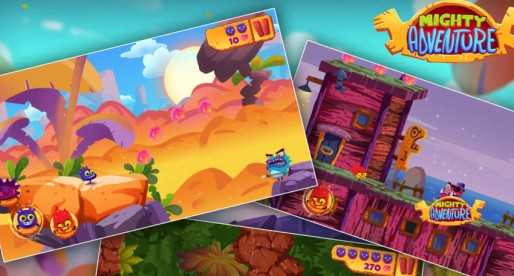 Mighty Adventure: Get ready for a powerful and fun adventure