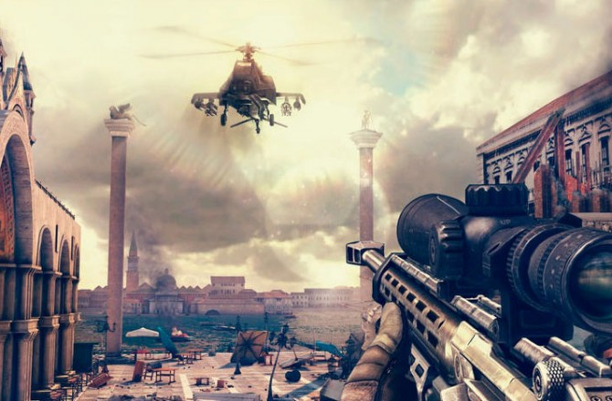 Modern Combat 5: Finally the next part of the Shooter has arrived