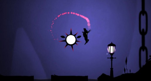 Oscura Second Shadow: Tricky Platformer in spooky setting
