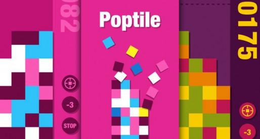 Poptile: Perfect for Tetris fans