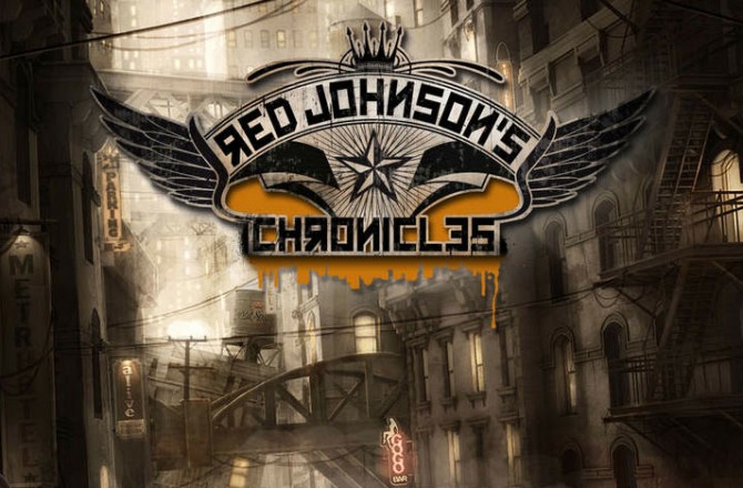 Red Johnson's Chronicles: Rätselhafte, knifflige iPad-App