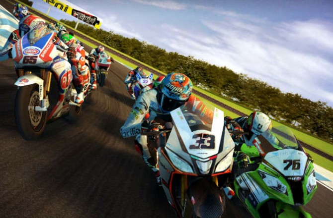 SBK14 Official Mobile Game: Motorcycle Racer with original drivers and tracks of the season