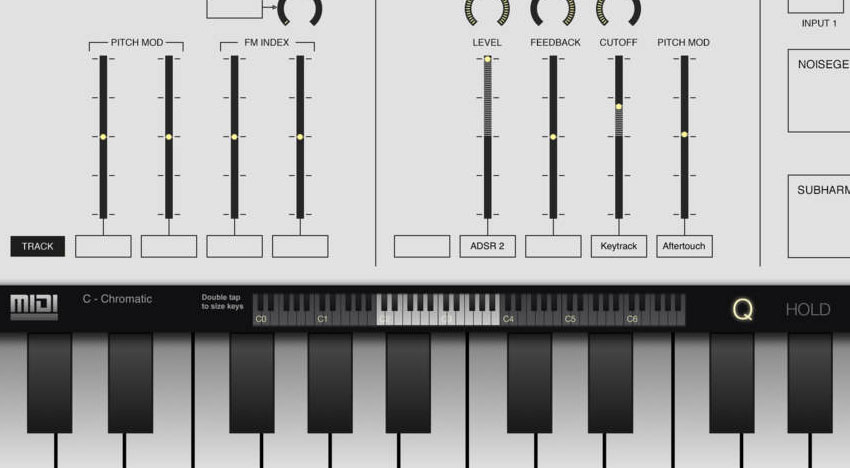 Tera Synth: Create your perfect synthesizer