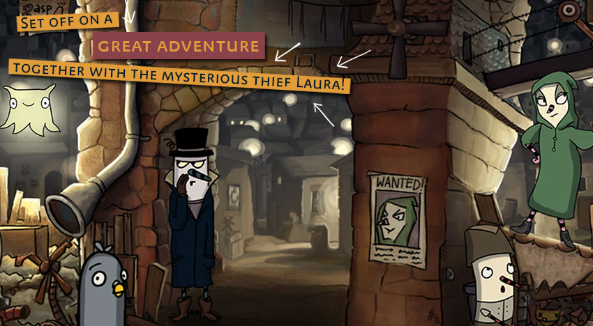The Inner World: An impressive Adventure now available for Android