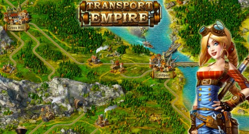 Transport Empire: Use raw materials and buildings to establish your own empire