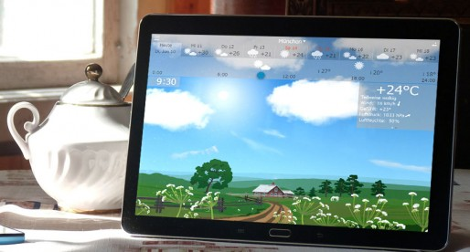 YoWindow: Weather Report with widget and live wallpaper