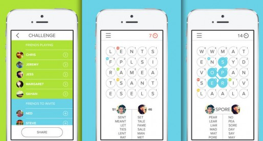 Haste: Compete in a 90-Second Word Puzzle in real time via online multiplayer