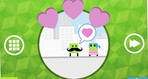 Fallin love – The Game of Love