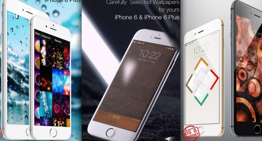 FitScreen 5.5 inch & 4.7 inch Wallpapers for iOS 8 for iPhone & iPhone 6 Plus