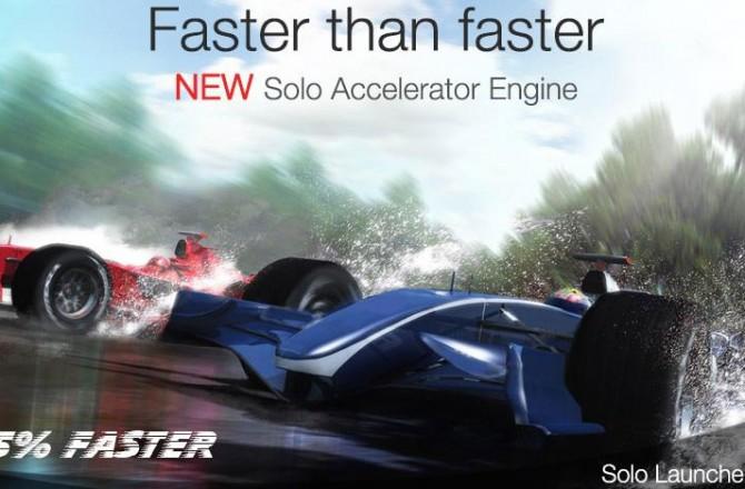 Solo Launcher – Swift & Smart