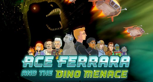 Ace Ferrara & The Dino Menace