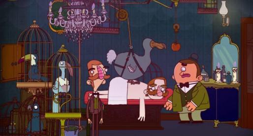 Bertram Fiddle: Episode 1: A Deadly Business